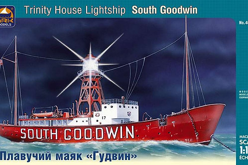 Ark Models - Trinity House Lightship South Goodwin