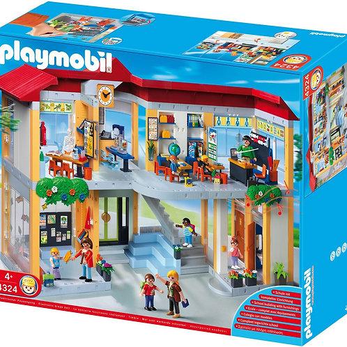 Playmobil 4324 - Furnished School Building