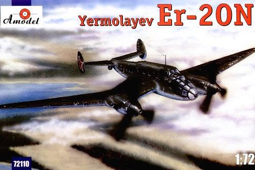 Amodel - Soviet Yermolayev Er-2ON 1/72