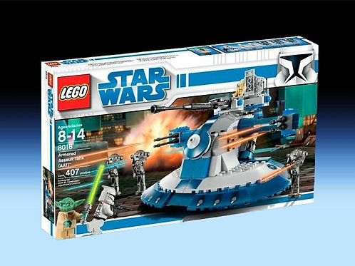 Lego 8018 Star Wars - Armored Assault Tank