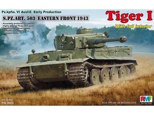 RMF - Pz.Kpfw.VI Ausf. E Tiger I s.Pz.Abt.503 1/35