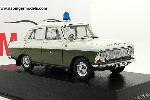 IST Models - Moskwitch 412 Volkspolizei 1972 1/43