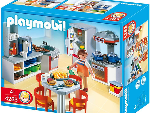 Playmobil 4283 - Kitchen with Diner
