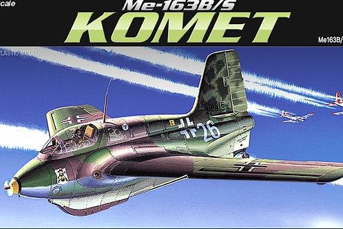 Academy - Messerschmitt Me 163B/Me 163S Komet 1/72