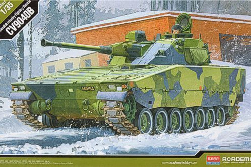 Academy - Swedish CV9040B Infantry Fighting V 1/35