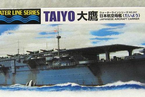 Aoshima - IJN Aircraft Carrier Taiyo 1/700