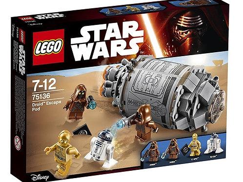 Lego 75136 Star Wars - Droid Escape Pod
