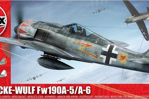 Airfix - Focke-Wulf FW-190A-5/A-6 1/24