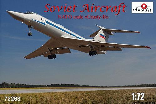 Amodel - Tupolev Tu-134 UBL USSR 1/72