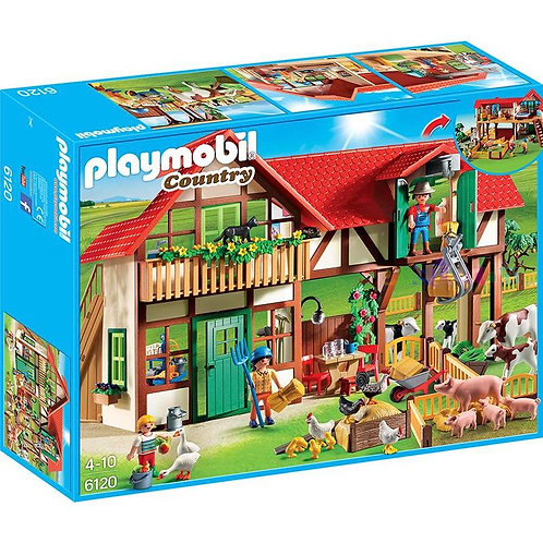 Playmobil 6120 Country - New Country Farm House