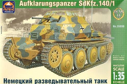 Ark Models - Sd.Kfz. 140/1 Aufklarungspanzer 1/35