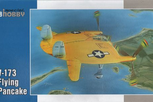 Special Hobby - Vought V-173 Flying Pancake 1/48
