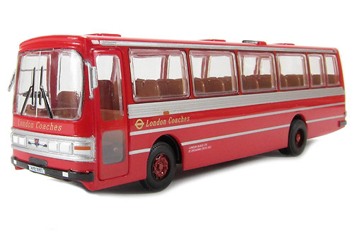 Base Toys - AEC Reliance/Duple Dominant II caoch 'London Coaches' 1/