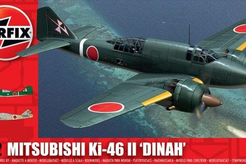 Airfix - Mitsubishi Ki-46 II 'Dinah' 1/72