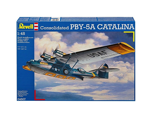 Revell - Consolidated PBY-5A Catalina 1/48