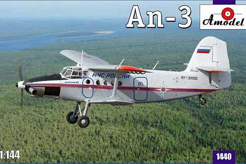 Amodel - Antonov An-3 1/144