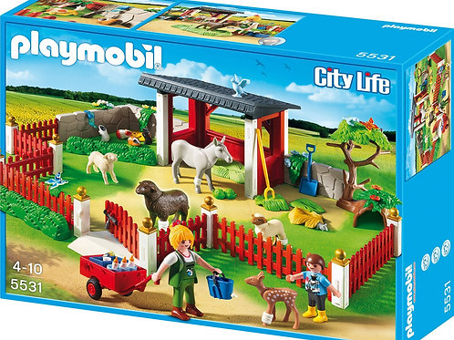 Playmobil 5531 - Vets Outdoor Care Station