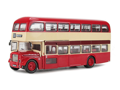 Britbus - Dennis Loline - Scarlet Band 1/76
