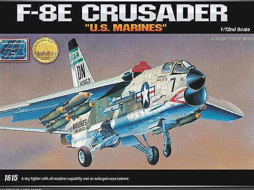 Academy - Vought F-8E Crusader 1/72