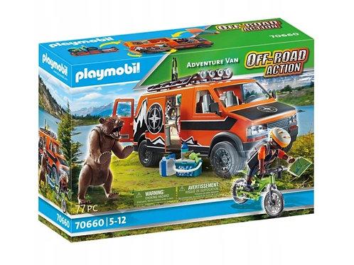 Playmobil 70660 Off-Road Action - Adventure Van
