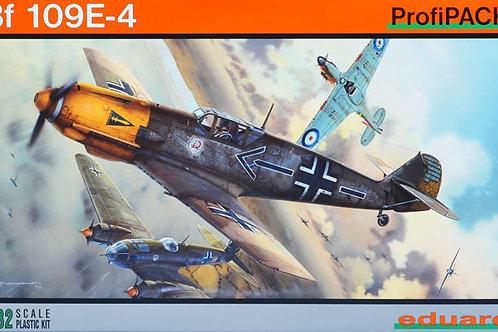 Eduard - Messerschmitt Bf-109E-4 Profipack 1/32