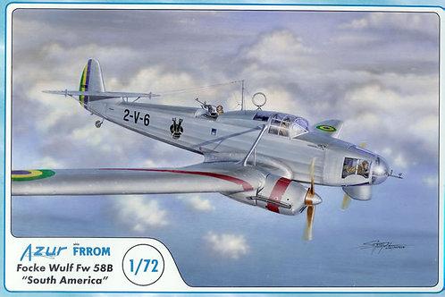 """Azur Frrom - Focke Wulf Fw 58B """"South America"""""""