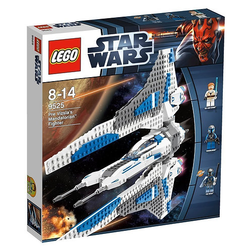 Lego 9525 Star Wars - Pre Vizsla's Mandalorian Fighter