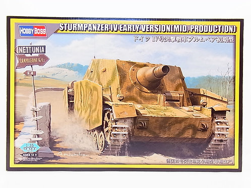 Hobby Boss - German Sturmpanzer IV (Early Version)