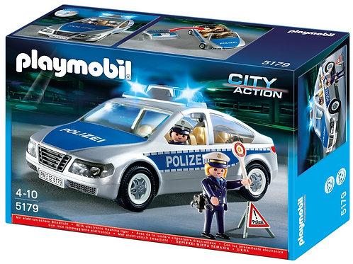 Playmobil 5179 - Police Car (Polícia Alemã)
