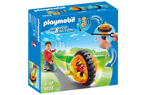 Playmobil 9203 Sports & Action - Speed Roller Orange