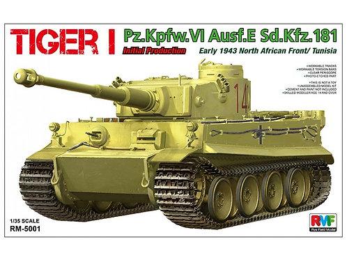 RMF - Tiger I Pz.Kpfw.VI Ausf. E Sd.Kfz.181 1/35