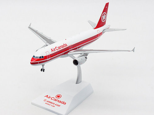 JC Wings - Air Canada Airbus A320-200 C-FDRH with stand 1/20