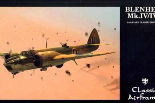 Classic Airframes - Blenheim Mk.IV/IVF 1/48