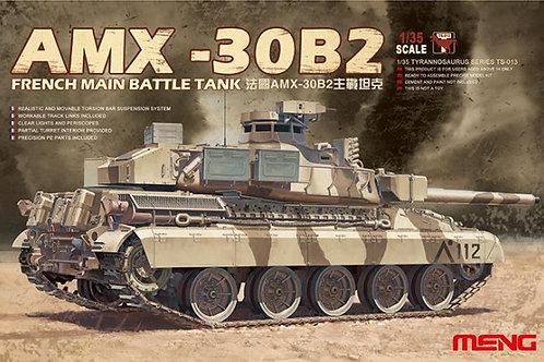 Meng Model - French Main Battle Tank AMX-30B2 1/35
