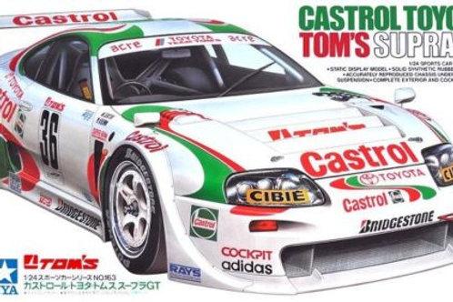 Tamiya - Castrol Toyota Tom's Supra GT 1/24