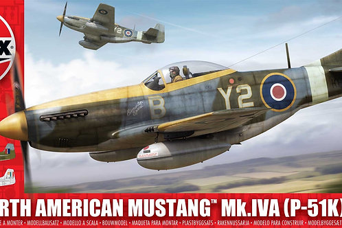 Airfix - North American P-51D Mustang Mk.IVA 1/24