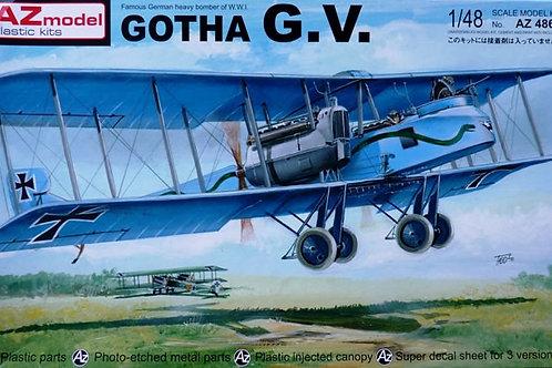 AZ Model - German Gotha G.V 1/48
