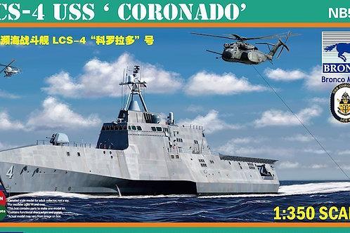 Bronco - USS Coronado LCS-4 1/350