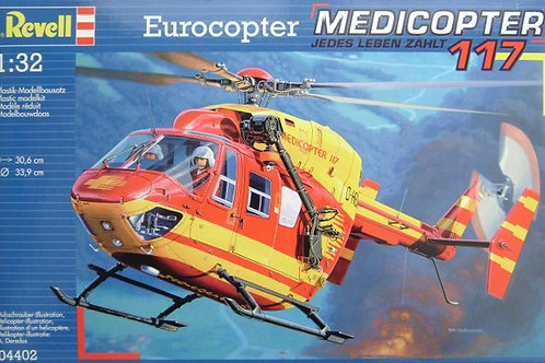 Revell - Eurocopter Medicopter 1/32