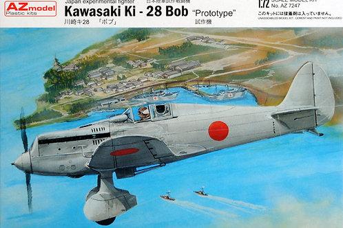 AZ Model - Japanese Fighter Kawasaki Ki-28 Bob
