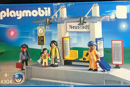 Playmobil 4304 - Train Station