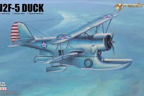 Merit - Grumman J2F-5 Duck 1/48