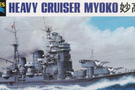 Hasegawa - IJN Heavy Cruiser Myoko (1941-44) 1/700