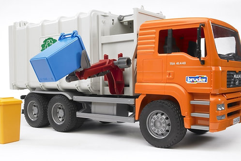 Bruder 02761 - MAN TGA Side Loading Garbage Truck 1/16