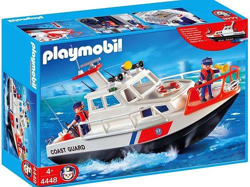 Playmobil 4448 - Coast Guard Boat