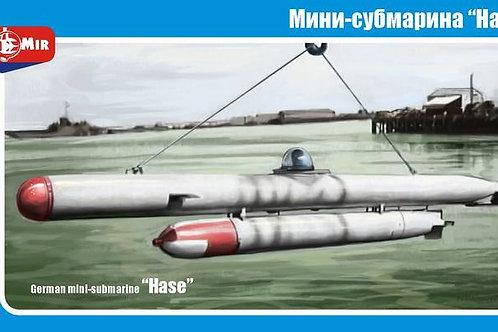 Mikro-Mir - German Mini-Submarine 'Hase' 1/35