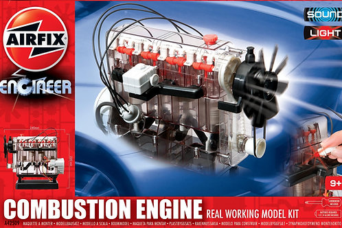 Airfix - Combustion Engine Real Working Model 1/4