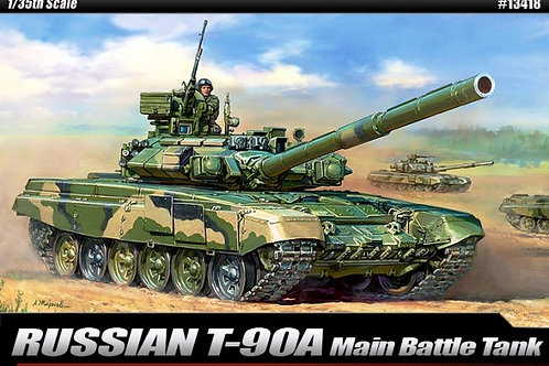 Academy - Russian Main Battle Tank T-90A  1/35