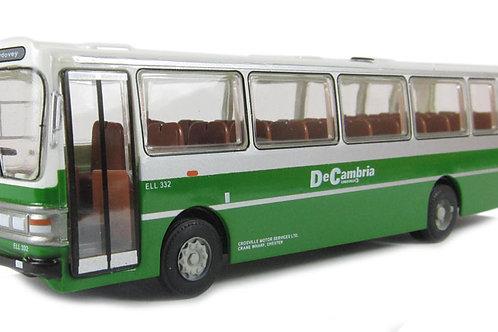 Base Toys - Leyland Leopard/Duple Dominant II Coach Crosville NBC 1/76