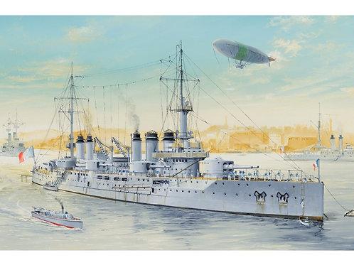 Hobbyboss - French Navy Pre-Dreadnought Battleship Voltaire 1/350